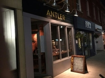 Antler Kitchen and Bar, Toronto