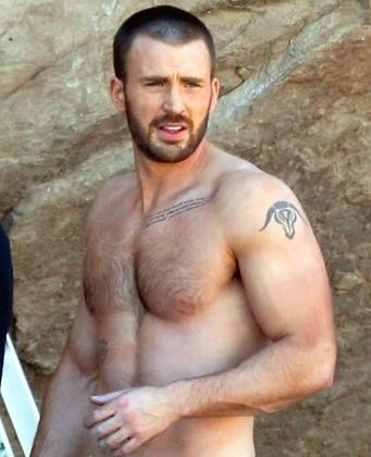 Chris Evans' 7 Tattoos & Their Meanings