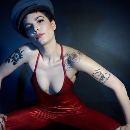 Marlyn Manson Tattoo
