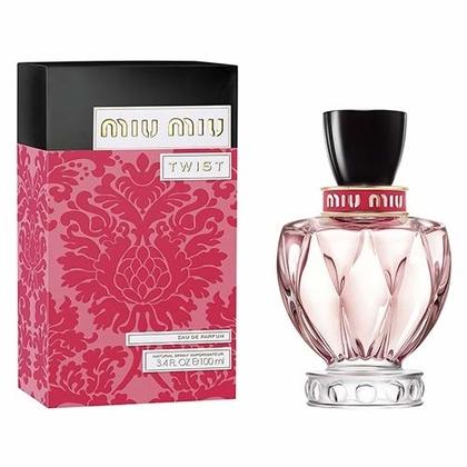 Miu Miu Twist By Miu Miu Eau De Parfum Spray 3.4 Oz