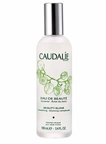 Caudalie Paris Beauty Elixir Eau de Beaute Spray. Refreshing and Lightweight Face Toner to Tighten Pores, Set Makeup, and Improve Oily Skin and Complexion. (3.4 Ounces)