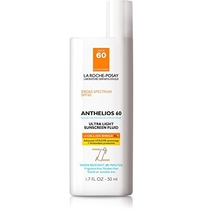 La Roche-Posay Anthelios Ultra Light Sunscreen Fluid Extreme, SPF 60, 1.75 oz