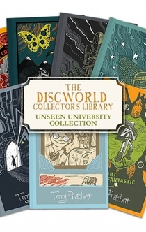 Unseen University Collection | Discworld Collector's Library | Books -