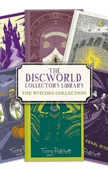The Witches Collection | Discworld Collector's Library | Books -