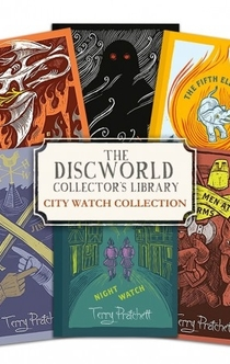 City Watch Collection | Discworld Collectors Library | Terry Pratchett -