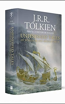 Unfinished Tales: Amazon.de: Tolkien, Christopher, Tolkien, J. R. R., Lee, Alan, Howe, John, Nasmith, Ted: Fremdsprachige Bücher -