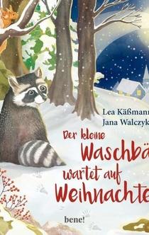 Der kleine Waschbär wartet auf Weihnachten - Lea Käßmann (Buch)  – jpc -