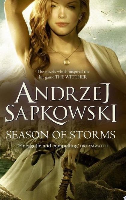 Season of Storms - Andrzej Sapkowski