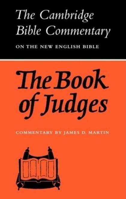 The Book of Judges - James D. Martin