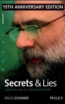 Secrets and Lies - Bruce Schneier