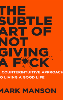 Books recommended by Mark Manson