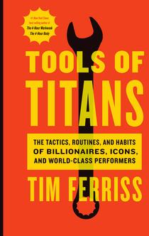 Books from Tony Robbins