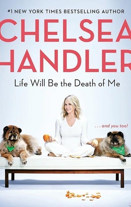 Books recommended by Chelsea Handler