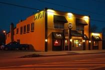 The Savoy Restaurant