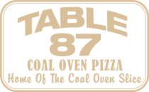 Table 87 — Home of the Coal Oven Slice