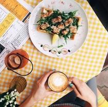 Кафе «Любовь-Морковь», Киев