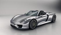Porsche AG: Porsche Presents 918 Spyder High-Performance