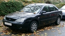 Ford Mondeo (second generation)