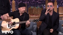 Watch U2 - Ordinary Love (Live on The Tonight Show Starring Jimmy Fallon) now
