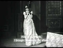 Watch Maria Callas: Vissi d'arte (1958) now