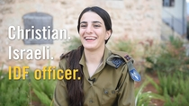 Read more about Christian. Israeli. IDF Officer.