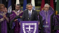 Read more about President Obama sings Amazing Grace (C-SPAN)