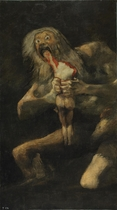 Read more about Saturn Devouring His Son
