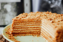 Медовик (торт)