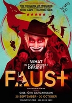 FAUST in London at The Young Vic Theatre