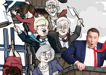 Matt Forde - Brexit Through the Gift Shop | Rob Mathieson