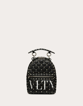 Mini VLTN Rockstud Spike.it backpack for Woman
