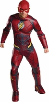 Rubie's Costume Co. Men's Justice League Deluxe Flash Costume