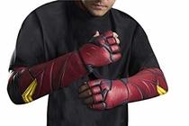 Rubie's Men's Justice League Flash Gloves