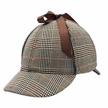 Sherlock Holmes Hat, England Unisex