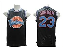 Michael Jordan Space Jam #23 Tune Squad Jersey Men's Basketball Jersey