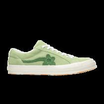 Golf Le Fleur x One Star Ox 'Jade Lime' - Converse