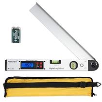 Proster Digital Angle Gauge 0-225° Digital Inclinometer