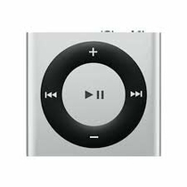 M-Player iPod Shuffle 2GB Silver (Packaged in White Box with Generic Accessories)