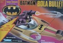Batman Bola Bullet Vehical Dark Knight Collection