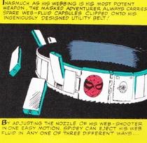 Spider-Man's Utility Belt