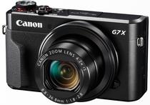 Компактный фотоаппарат Canon PowerShot G7 X Mark II, Black