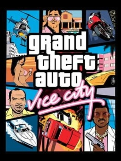 """Grand Theft Auto: Vice City"" 