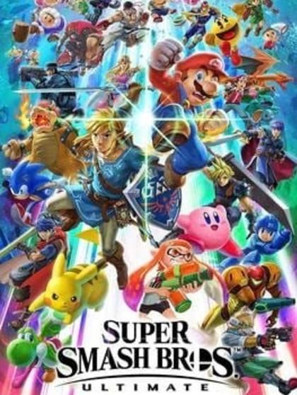 """Super Smash Bros. Ultimate"" | 2018"