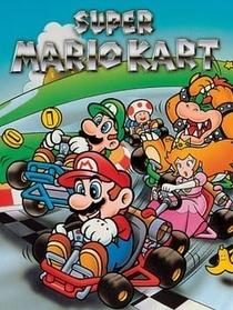 """Super Mario Kart"" | 1992"