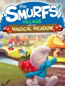 """The Smurfs' Village and the Magical Meadow"" 
