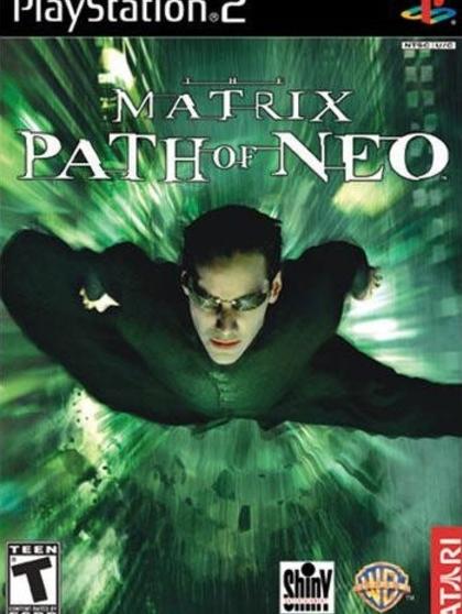 """The Matrix: Path of Neo "" |"