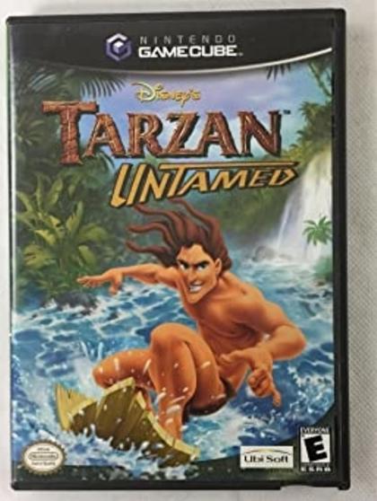 """Tarzan Untamed"" |"