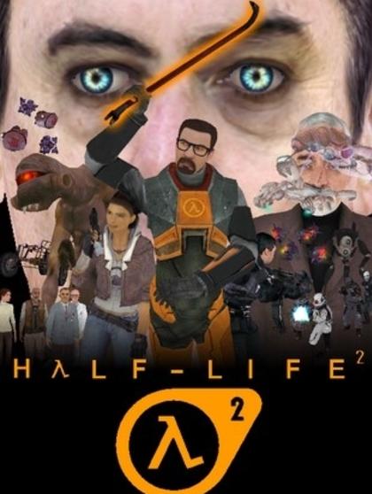 """Half-Life""  "