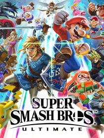 """Super Smash Bros. Ultimate for Nintendo Switch"" 