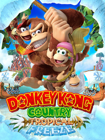 """Donkey Kong Country: Tropical Freeze "" 